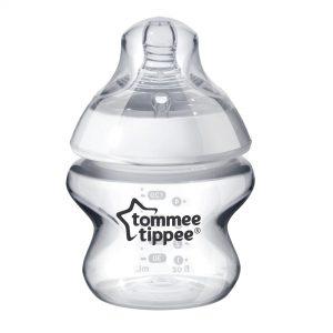 """בקבוק טומי טיפי 150 מ""""ל"""