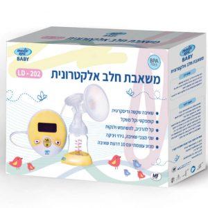 משאבת חלב חשמלית מדיק ספא