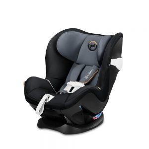 כסא בטיחות לתינוק לרכב Sirona M with SensorSafe 2.0 Cybex – שחור אפור – סייבקס