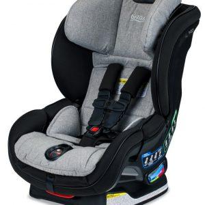 כיסא בטיחות בולווארד קליק טייט עם בד Nanotex Boulevard ClickTight BRITAX
