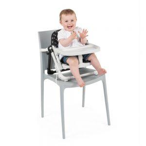 מושב הגבהה / כיסא תינוק צ'רי – Chairy צ'יקו Chicco – שחור