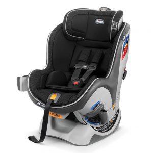כיסא בטיחות נקסטפיט זיפ – NextFit Zip צ'יקו Chicco – שחור