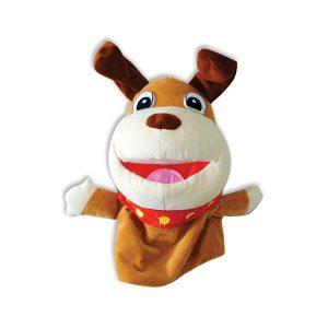 בובת כפפה כלב