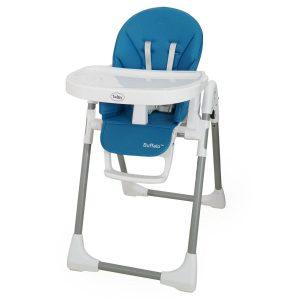 כסא אוכל גבוה באפלו – ™Buffalo טוויגי Twigy – כחול