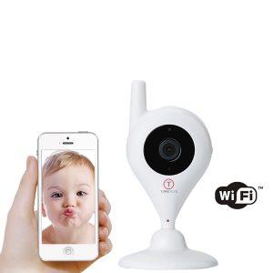 מוניטור תינוקות עם מצלמת Watch My Baby™ – High Bird™ – IP טוויגי Twigy אפור