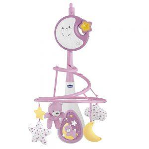 מובייל החלומות הראשון שלי – Toy FD Next 2 Dreams צ'יקו Chicco – ורוד