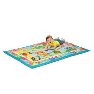 משטח פעילות – Toy Move N Grow XXL Forest Play Mat צ'יקו Chicco