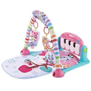 משטח פעילות – Baby Playing Mat CC9690/1 מותגים שונים – ורוד