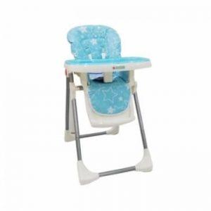 כיסא האכלה דגם LUNCH – בייבי מישל – תכלת