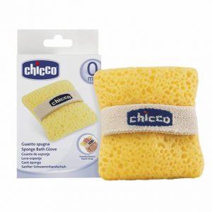 ספוג כפפה – Sponge Bath Glove צ'יקו Chicco
