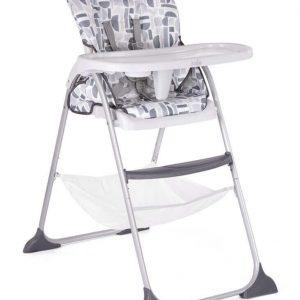 כסא אוכל לתינוק מימזי סנקר MIMZY SNACKER – ג'ואי JOIE – צבע לבן /אפור
