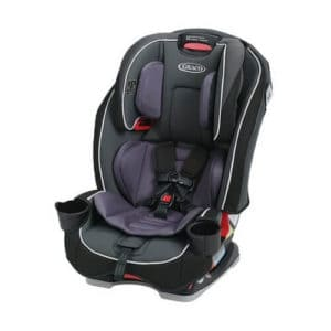 כסא בטיחות גרקו GRACO SLIMFIT 3 IN 1 סלימפיט סגול