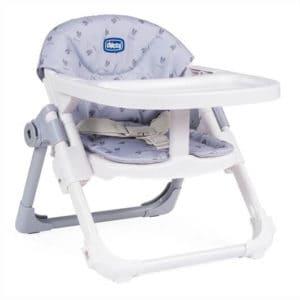 מושב הגבהה / כיסא תינוק צ'רי – Chairy צ'יקו Chicco – אפור