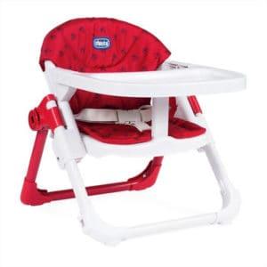 מושב הגבהה / כיסא תינוק צ'רי – Chairy צ'יקו Chicco – אדום