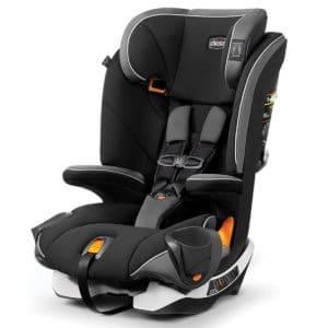 כיסא בטיחות מיי פיט – ™MyFit צ'יקו Chicco – שחור אפור