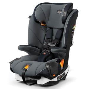 כיסא בטיחות מיי פיט – ™MyFit צ'יקו Chicco – אפור שחור