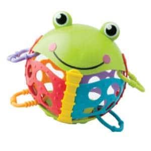 צפרדע כדור פעילות שלי