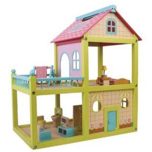בית בובות צבעוני – פיט טויס