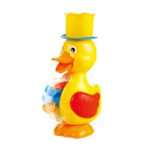 משחק ברווז לאמבטיה – פיט טויס