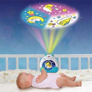 מקרן עולם החלומות ענן גדול