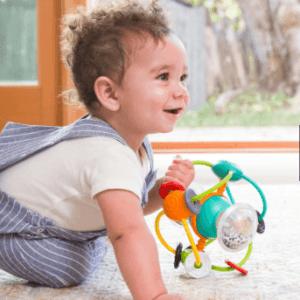 כדור פעילות רב חושי – infantino