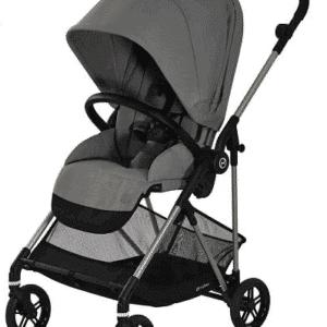 עגלת תינוק משולבת Melio  צבע אפור – סייבקס