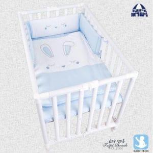 עריסת פלסטיק עם תו תקן לתינוק – BABY-TECH