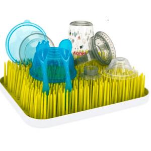 משטח לייבוש בקבוקים – כר דשא – Nuby