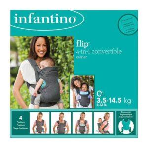 מנשא flip 4 ב1 – infantino
