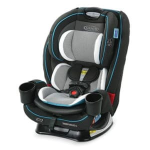 כסא בטיחות – דגם TRIOGROW SNUGLOCK 3IN1 – גרקו GRACO