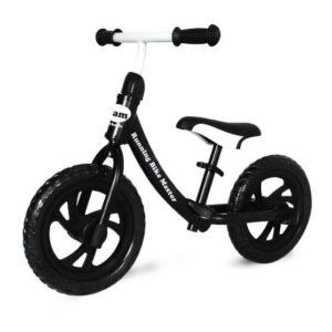 אופני איזון IAM + מדרך רגליים שחור לבן