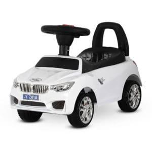 בימבה ג'יפ מוסיקלי לתינוק – ™My First Drive טוויגי Twigy – לבן