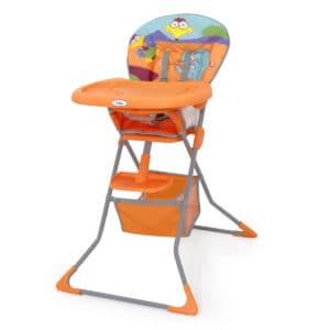 כסא אוכל גבוה דינר טיים – טוויגי Twigy – כתום