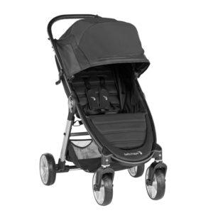 עגלת סיטי מיני 2 – 4 גלגלים – City Mini® 2 4W – בייבי ג'וגר Baby Jogger – שחור