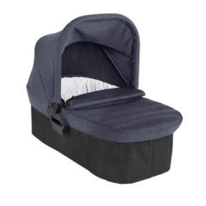 סל שכיבה לעגלת סיטי מיני 2 – City Mini® 2 Pram בייבי ג'וגר Baby Jogger – שחור גינס
