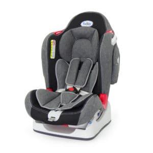 כיסא בטיחות סייפ גארד – טוויגי Twigy – אפור