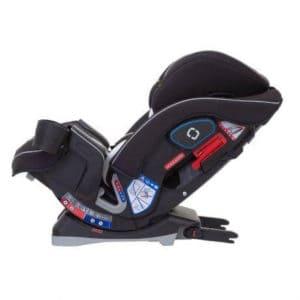 כיסא בטיחות משולב בוסטר סלים פיט TRUESHIELD™ LX SLIMFIT – גרקו GRACO  – שחור