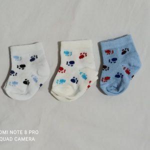 שלישיית גרביים NB – 0-3
