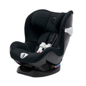 כסא בטיחות לתינוק לרכב Sirona M with SensorSafe 2.0 Cybex – שחור – סייבקס