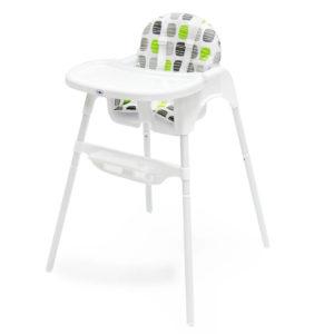 כיסא אוכל עם ריפוד פי וי סי – טוויגי Twigy