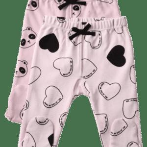 שני זוגות מכנסיים – מיננה