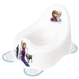 סיר אנה ואלזה לבן