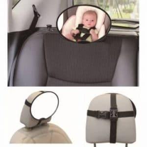 מראה אובלית לתינוק