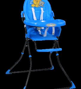 כיסא אוכל LET'S SEAT – כחול