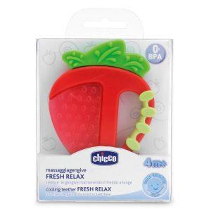 נשכן קירור פירות – Fresh Relax Teething Ring – צ'יקו Chicco