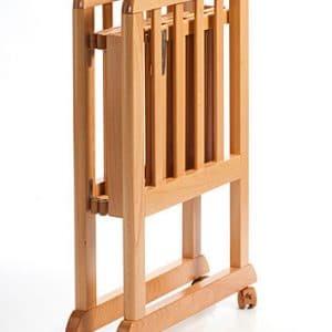 עריסה מתקפלת עץ – רהיטי טל