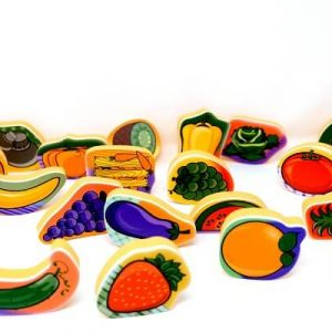 משחקי מים ושלוחן – פירות וירקות