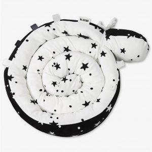 כרית נחשוש פעילות – שחור כוכבים – מיננה