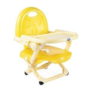 מושב הגבהה פוקט סנק – Pocket Snack  צ'יקו Chicco – צהוב