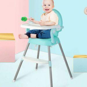 כיסא אוכל 3ב1 סופר בייבי